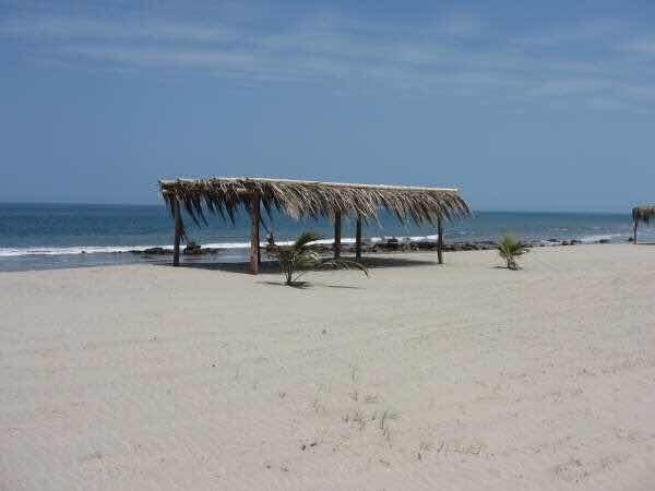 terreno de playa