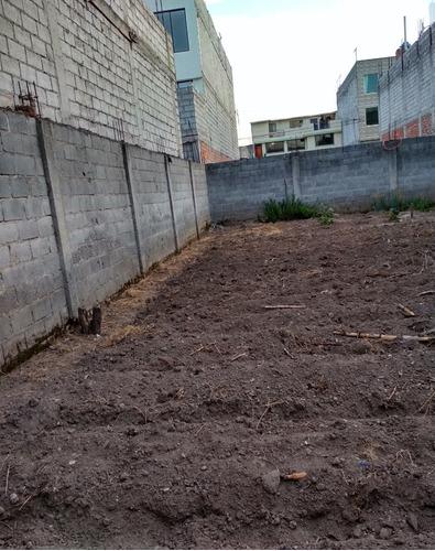 terreno de venta ciudadela del ejercito 2 (sur de quito)