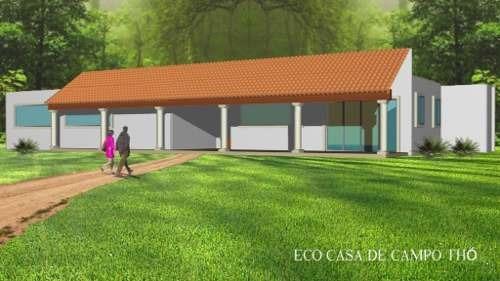 terreno dentro de la reserva de cuxtal, yucatan. con proyecto de finca auto sustentable.