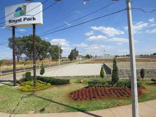 terreno dentro de royal park tepatitlan l 14 m-1