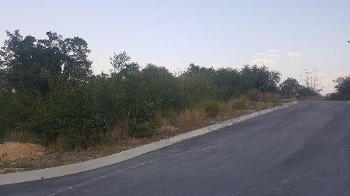 terreno descendente en venta - bosque residencial - santiago, nl