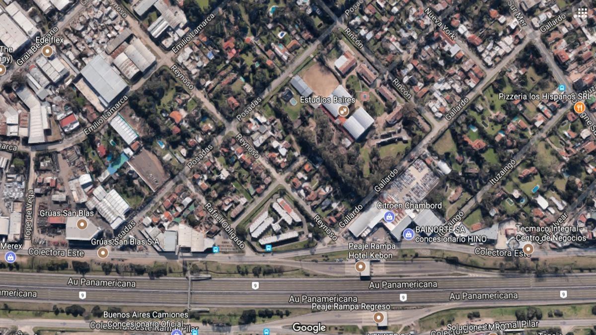 terreno - don torcuato - 1.300 m2 en reynoso al 500