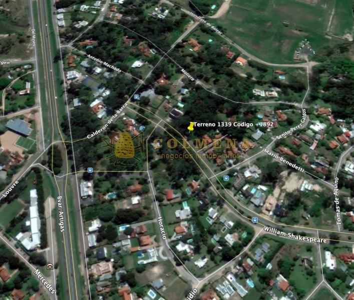 terreno dse 1339 m2  en jardines de córdoba - sobre avenida. consulte!!!!!-ref:1898