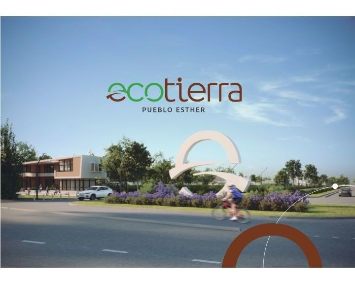 terreno eco tierra - 300m2 - pueblo esther