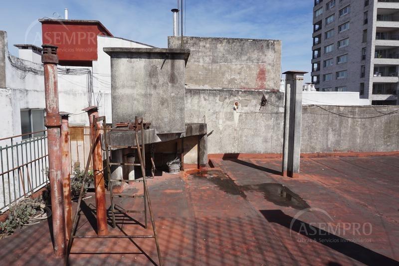 terreno - edificio en block - saavedra
