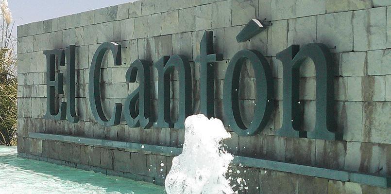 terreno el canton  escobar norte