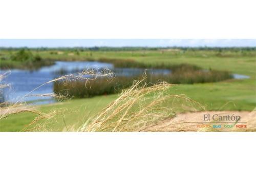 terreno el cantón golf