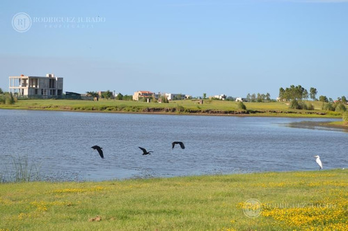 terreno - el canton - lote al agua barrio islas