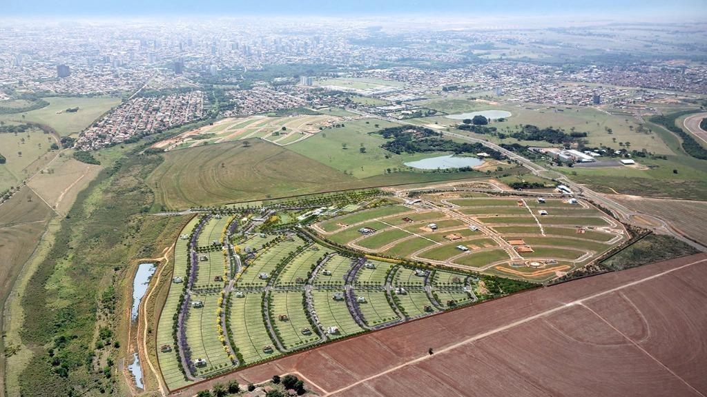 terreno em alphaville, araçatuba/sp de 0m² à venda por r$ 210.000,00 - te202545