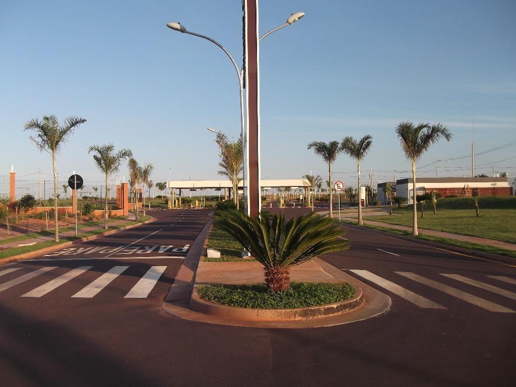 terreno em alphaville, araçatuba/sp de 0m² à venda por r$ 250.000,00 - te289242