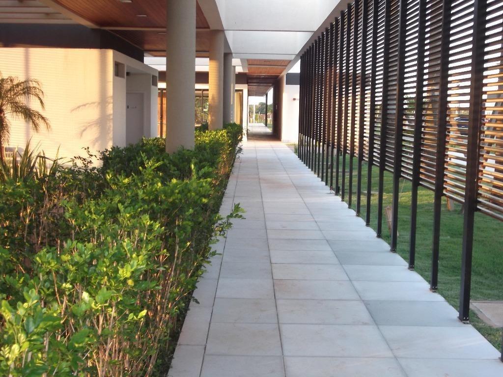 terreno em alphaville, araçatuba/sp de 0m² à venda por r$ 270.000,00 - te82217