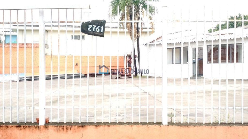 terreno em avenida movimentada no butantã. - bi19833