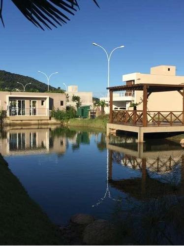 terreno em beira rio, biguaçu/sc de 0m² à venda por r$ 160.000,00 - te185741