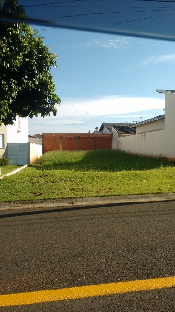terreno em boituva - condomínio vivendas do parque