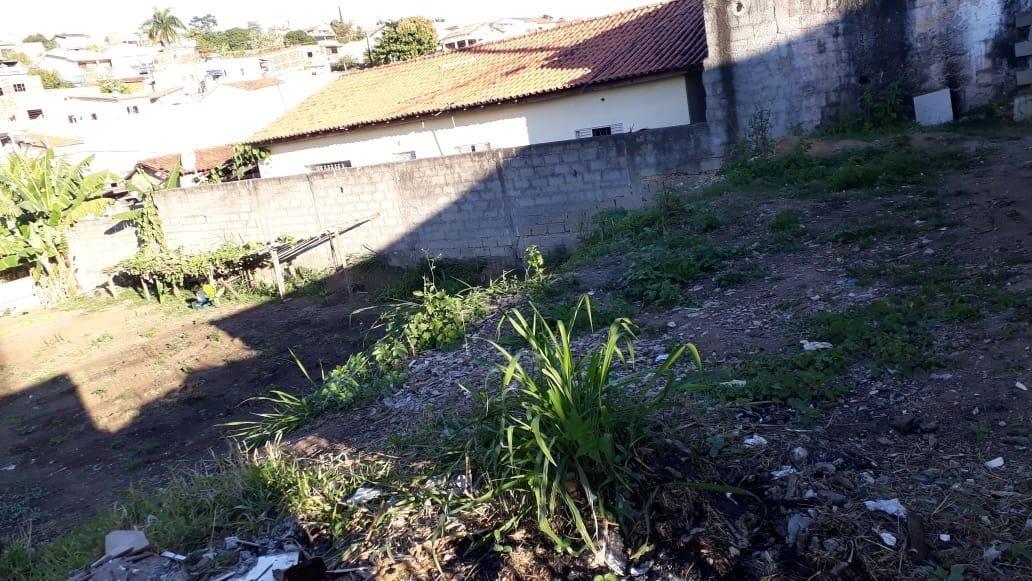terreno em chácaras silvestre, taubaté/sp de 0m² à venda por r$ 120.000,00 - te434747
