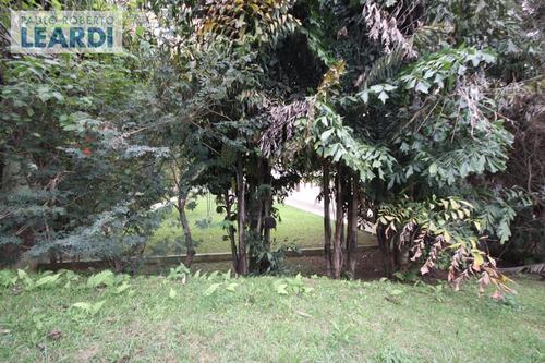 terreno em condomínio alphaville - barueri - ref: 558658