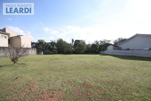terreno em condomínio alphaville residencial um - barueri - ref: 443027