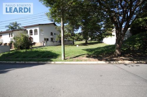 terreno em condomínio alphaville residencial um - barueri - ref: 469143