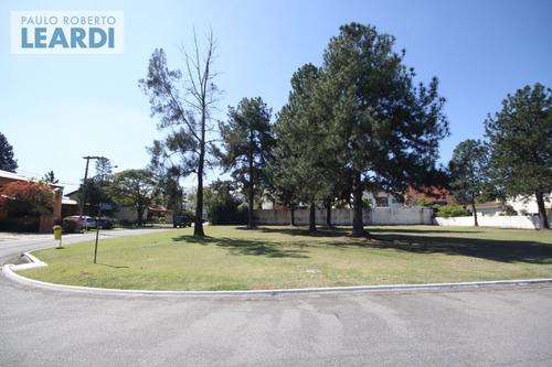 terreno em condomínio alphaville residencial zero - barueri - ref: 477695