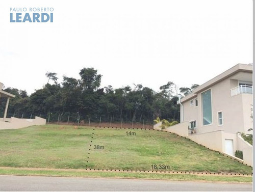 terreno em condomínio alphaville - santana de parnaíba - ref: 437679