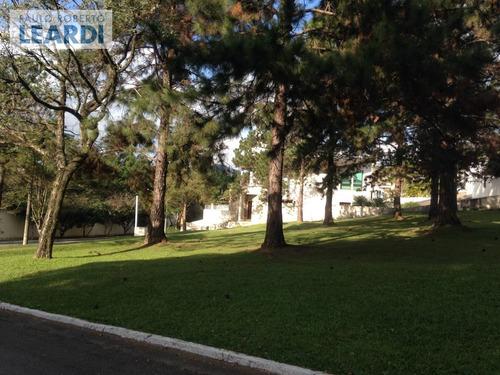 terreno em condomínio alphaville - santana de parnaíba - ref: 451263