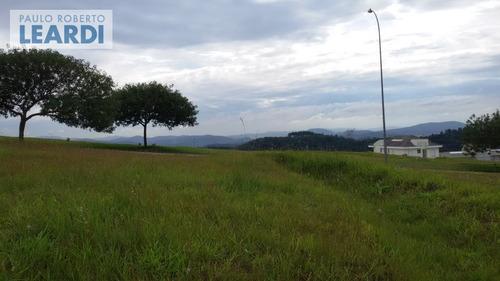 terreno em condomínio alphaville - santana de parnaíba - ref: 465639