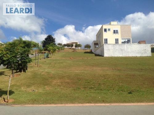 terreno em condomínio alphaville - santana de parnaíba - ref: 468169