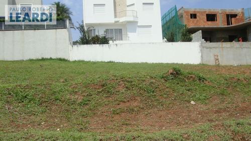 terreno em condomínio alphaville - santana de parnaíba - ref: 476235