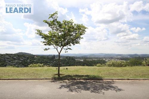 terreno em condomínio alphaville - santana de parnaíba - ref: 488535