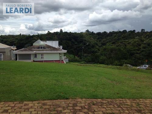 terreno em condomínio alphaville - santana de parnaíba - ref: 492216