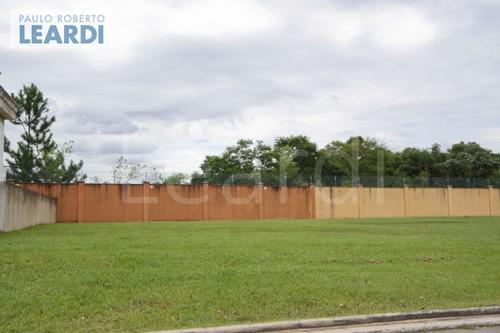 terreno em condomínio alphaville - santana de parnaíba - ref: 493847