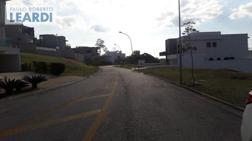 terreno em condomínio alphaville - santana de parnaíba - ref: 494050