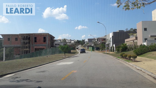 terreno em condomínio alphaville - santana de parnaíba - ref: 494820