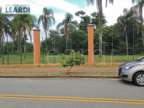 terreno em condomínio alphaville - santana de parnaíba - ref: 497622