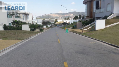 terreno em condomínio alphaville - santana de parnaíba - ref: 549842