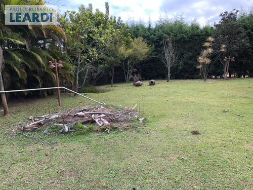 terreno em condomínio alphaville - santana de parnaíba - ref: 553628