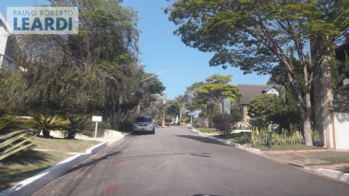 terreno em condomínio alphaville - santana de parnaíba - ref: 555424
