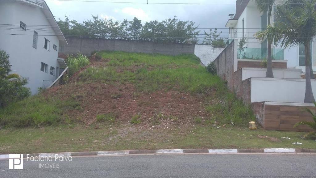 terreno em condomínio - arujá hill´s 3 - excelente localização - leve aclive - te0037