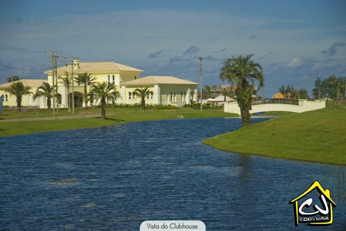terreno em condomínio - bairro praia itapeva - ter00861