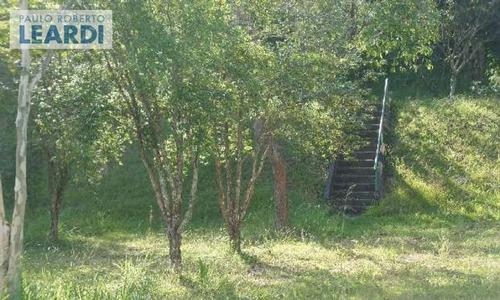 terreno em condomínio condomínio aruã - mogi das cruzes - ref: 498722