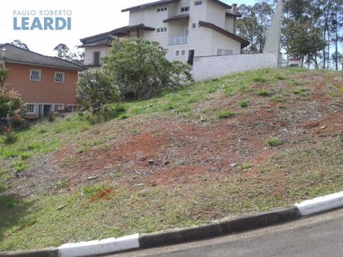 terreno em condomínio condomínio arujá 5 - arujá - ref: 410520