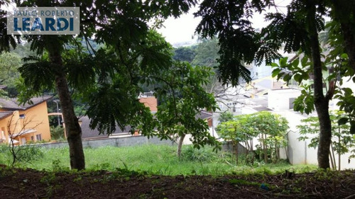 terreno em condomínio condomínio arujá 5 - arujá - ref: 427342