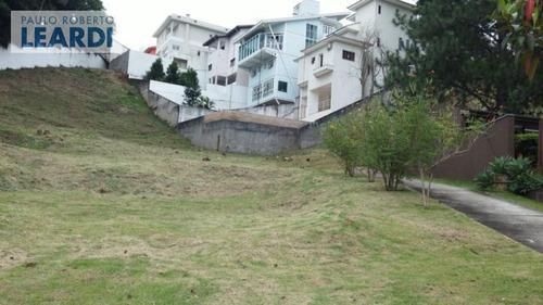 terreno em condomínio condomínio arujá 5 - arujá - ref: 427349