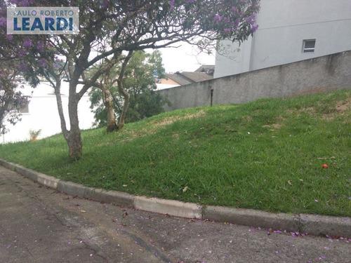 terreno em condomínio condomínio arujá 5 - arujá - ref: 521267