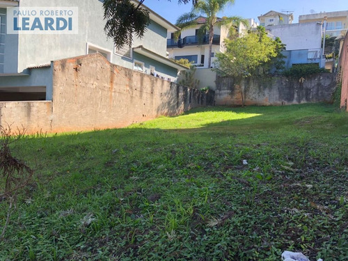 terreno em condomínio condomínio arujá 5 - arujá - ref: 544823