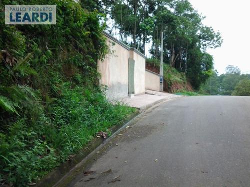 terreno em condomínio condomínio arujá country club - arujá - ref: 380320
