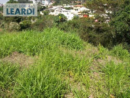 terreno em condomínio condomínio arujá verdes lagos - arujá - ref: 372243