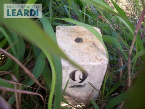 terreno em condomínio condomínio arujá verdes lagos - arujá - ref: 372686