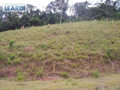 terreno em condomínio condomínio arujá verdes lagos - arujá - ref: 407016