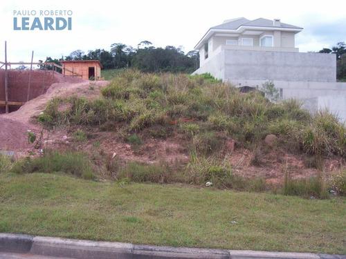 terreno em condomínio condomínio arujá verdes lagos - arujá - ref: 408070